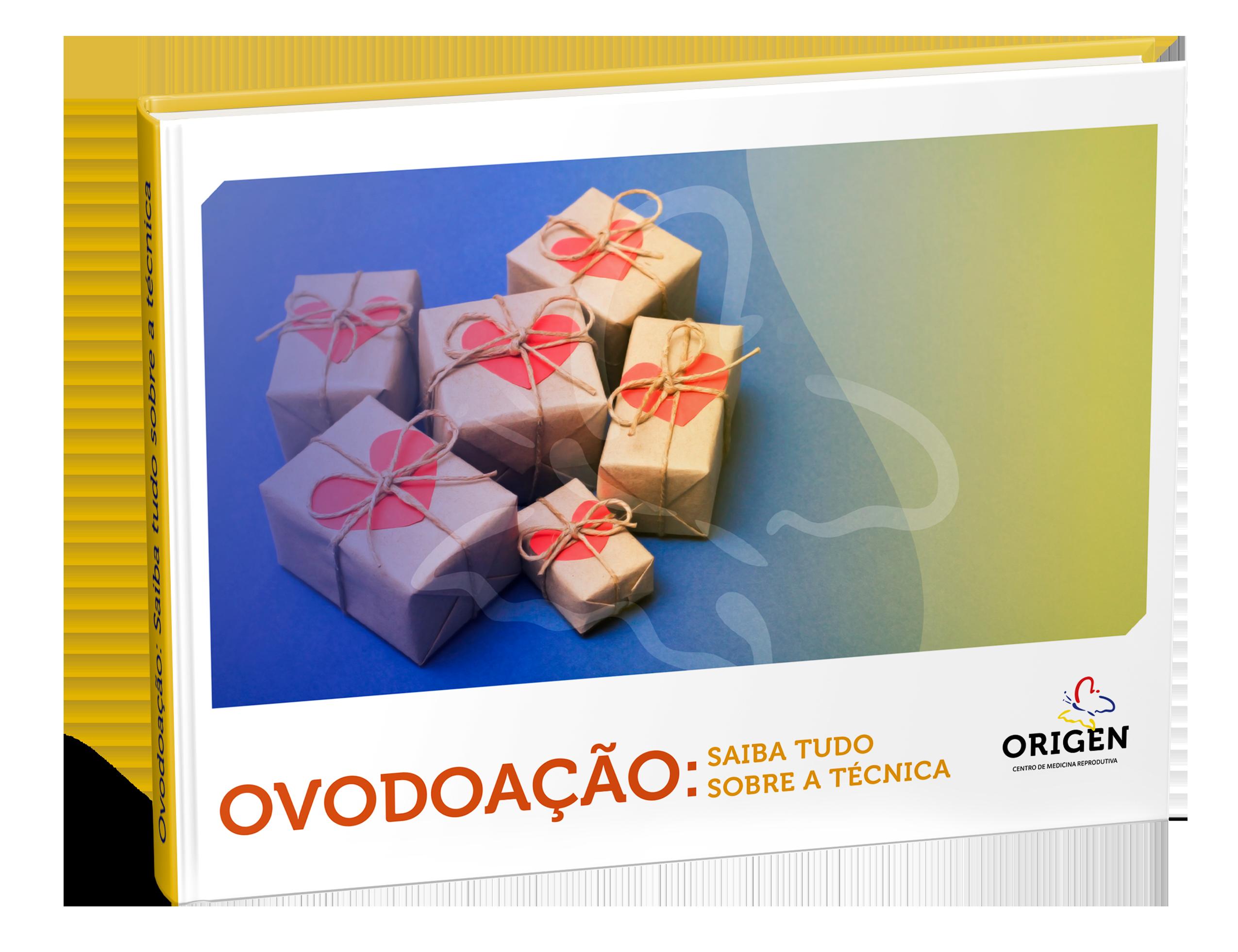 E-book   Ovodoação: Saiba tudo sobre a técnica