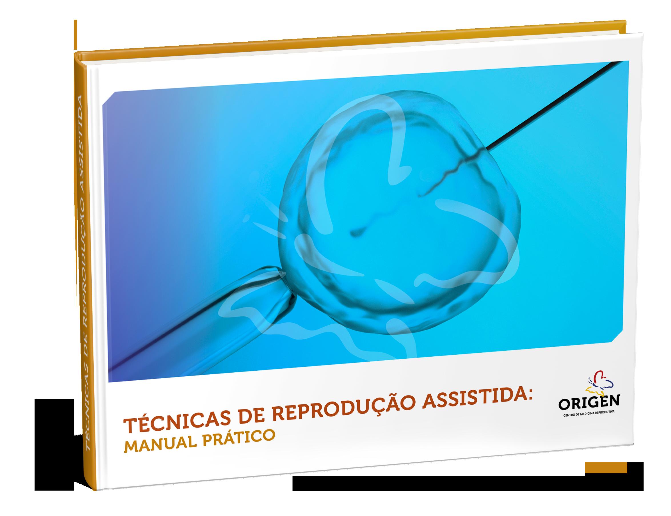 E-book | Técnicas de Reprodução Assistida - Manual prático